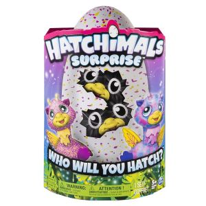 жирафики Hatchimals